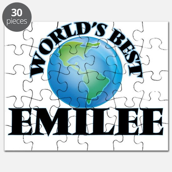 World's Best Emilee Puzzle