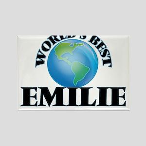World's Best Emilie Magnets