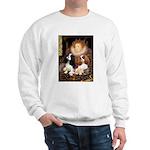 The Queens Cavalier Pair Sweatshirt