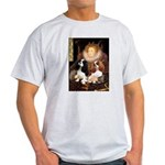 The Queens Cavalier Pair Light T-Shirt