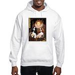 The Queens Cavalier Pair Hooded Sweatshirt