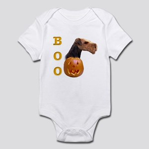 Airedale Boo Infant Bodysuit