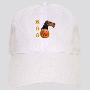 Airedale Boo Cap