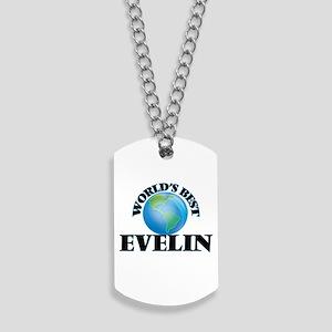 World's Best Evelin Dog Tags