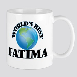 World's Best Fatima Mugs