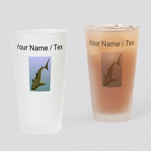 Custom Whale Shark Drinking Glass