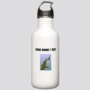 Custom Whale Shark Water Bottle