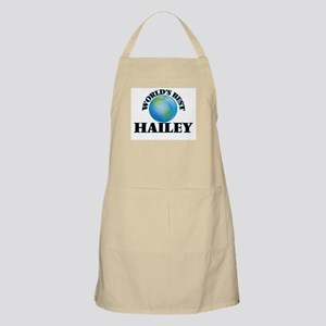 World's Best Hailey Apron