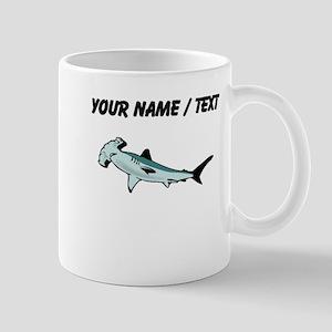Custom Hammerhead Shark Mugs