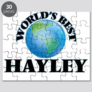 World's Best Hayley Puzzle