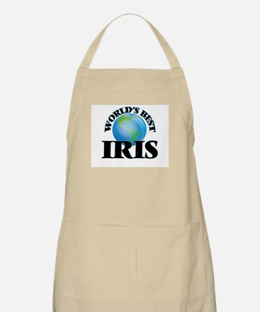 World's Best Iris Apron