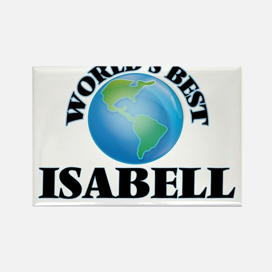World's Best Isabell Magnets