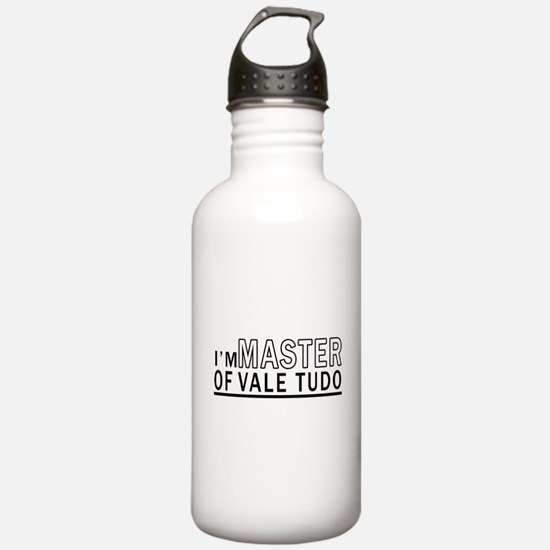 I Am Master Of Vale Tu Water Bottle