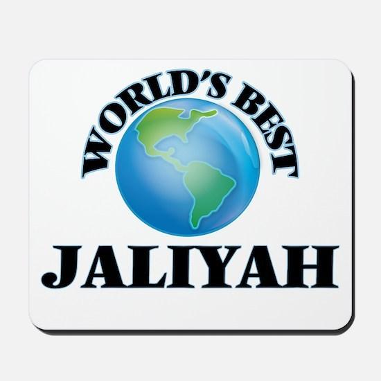 World's Best Jaliyah Mousepad