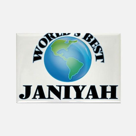 World's Best Janiyah Magnets