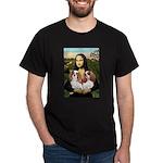 Mona's 2 Cavaliers Dark T-Shirt