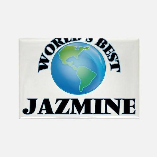World's Best Jazmine Magnets
