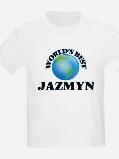 World's Best Jazmyn T-Shirt