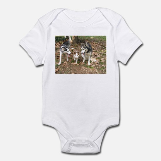 wolf cubs Body Suit
