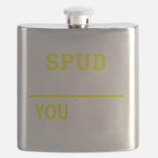 Cute Spud Flask
