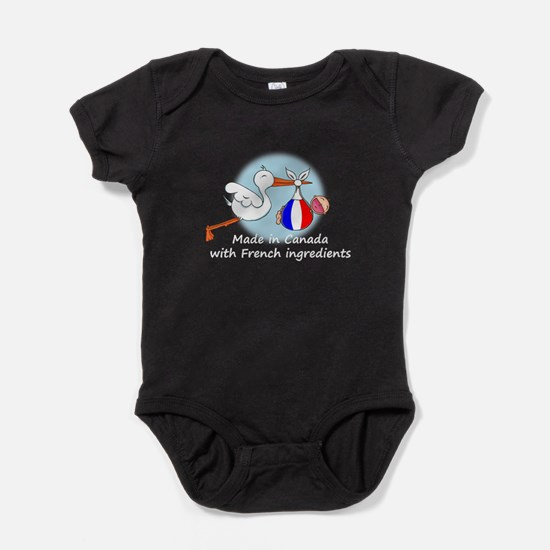 Cute Made in france Baby Bodysuit