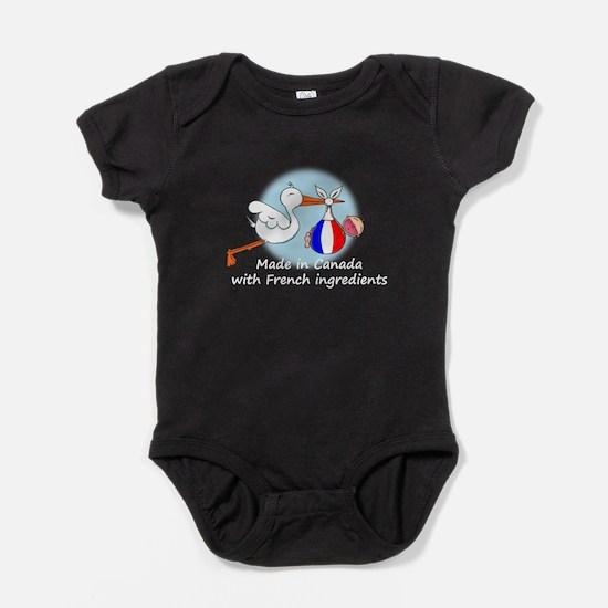 Cute Made in canada Baby Bodysuit