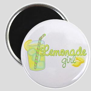 Lemonade Girl Magnet