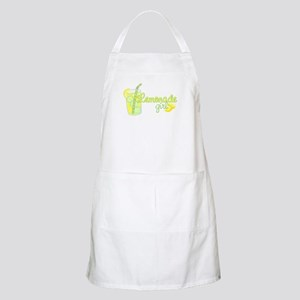 Lemonade Girl BBQ Apron