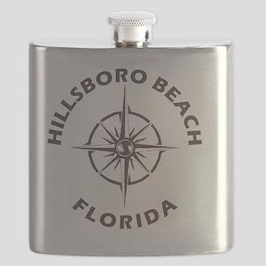 Florida - Hillsboro Beach Flask