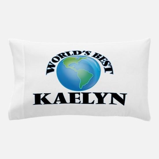 World's Best Kaelyn Pillow Case