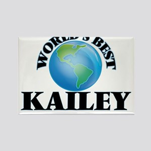 World's Best Kailey Magnets