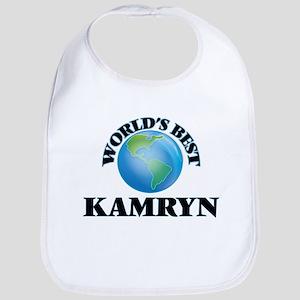 World's Best Kamryn Bib
