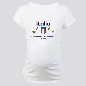 italia Campioni del Mondo 200 Maternity T-Shirt