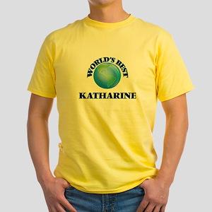 World's Best Katharine T-Shirt