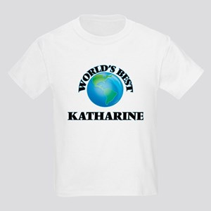 World's Best Katharine T-Shirt