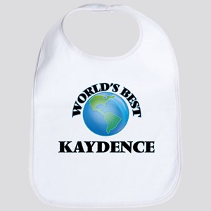 World's Best Kaydence Bib
