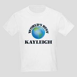 World's Best Kayleigh T-Shirt
