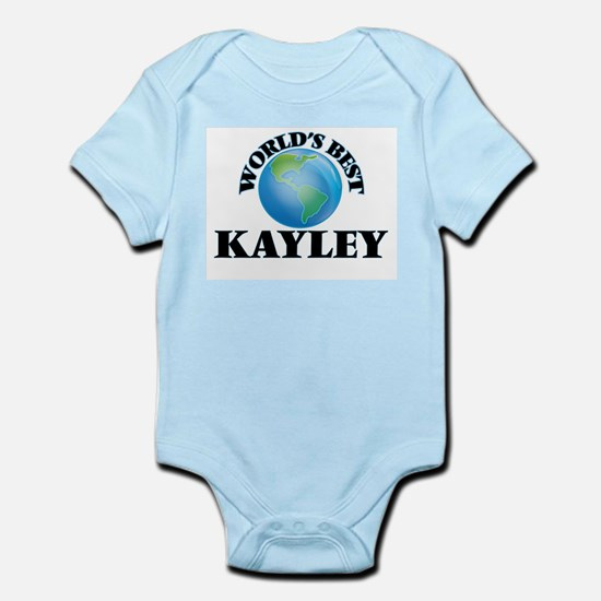 World's Best Kayley Body Suit