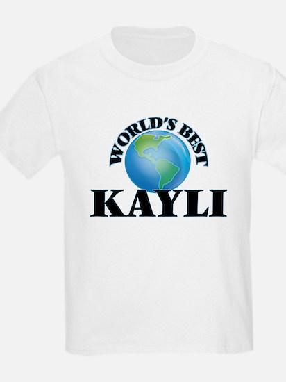 World's Best Kayli T-Shirt