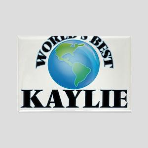 World's Best Kaylie Magnets