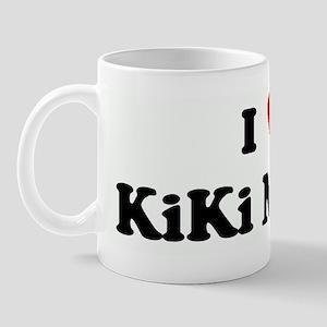 I Love KiKi Mahal  Mug