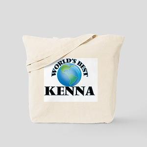 World's Best Kenna Tote Bag