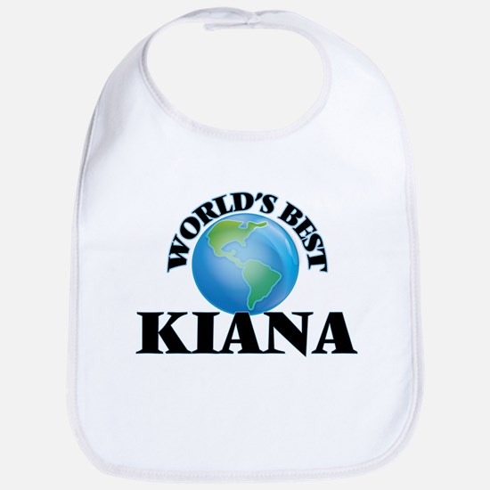 World's Best Kiana Bib
