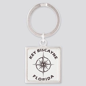 Florida - Key Biscayne Keychains
