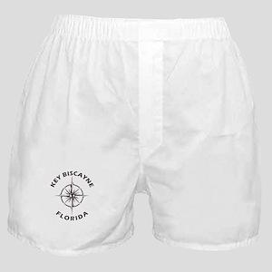 Florida - Key Biscayne Boxer Shorts