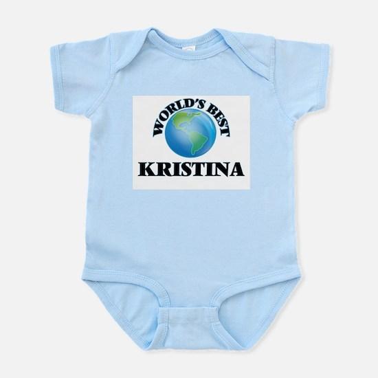 World's Best Kristina Body Suit