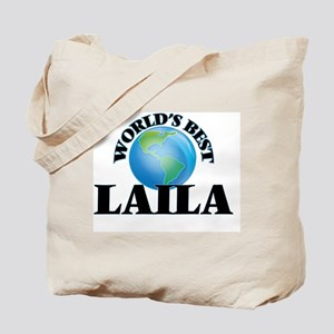 World's Best Laila Tote Bag