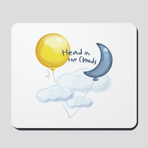 Head In Clouds Mousepad