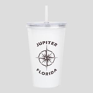 Florida - Jupiter Acrylic Double-wall Tumbler