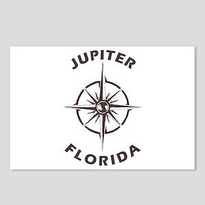 Florida - Jupiter Postcards (Package of 8)